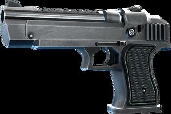 SRIV Pistols - Heavy Pistol - .45 Fletcher - Default