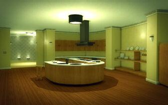 Saints Row Mega Condo - Average - kitchen