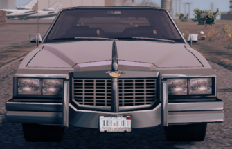 Stiletto - front in Saints Row IV