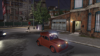 Ant with lights in Saints Row