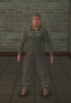 Cowboy - pudgy generic - character model in Saints Row 2