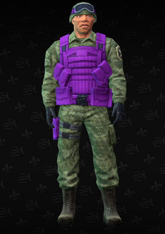 Gang Customization - Guardsmen 2 - Mayweather - in Saints Row The Third