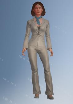 Jane Valderrama - character model in Saints Row IV