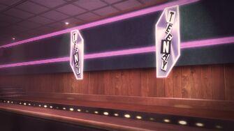 Tee'N'Ay - interior signs on wall in Saints Row 2