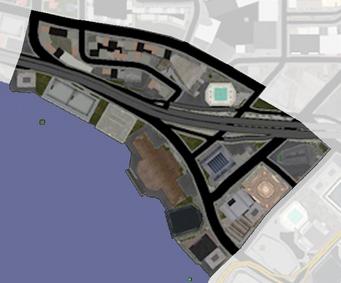 Filmore - Saints Row map