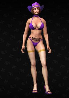 Gang Customization - Stripper 1 - Kandy - in Saints Row The Third