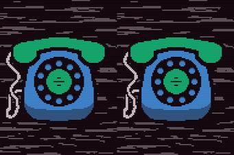 Text Adventures phone