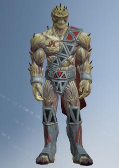 Zinjai - character model in Saints Row IV