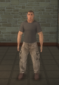 Baggage - asian generic - character model in Saints Row 2