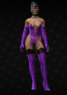 Gang Customization - Gimp 4 - Candy - in Saints Row The Third