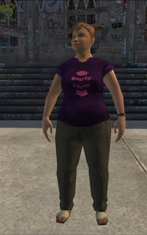 BigGeneric female - DowntownClothingStore - character model in Saints Row