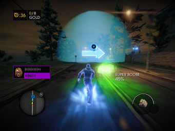 Blazin in Saints Row IV - Super Boost