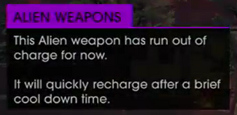 Dubstep Gun out of charge in Saints Row IV livestream
