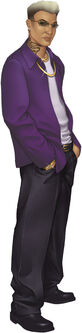 Saints Row character promo - Johnny Gat