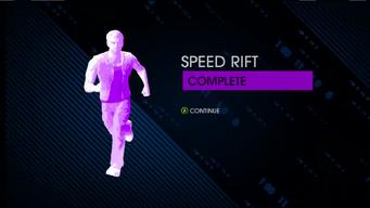 Speed Rift complete 2 SRIV livestream