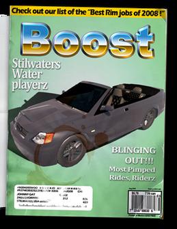 Eiswolf - Chop Shop magazine