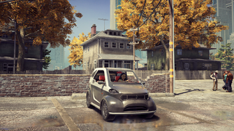 Emu - front right in Saints Row The Third Remastered