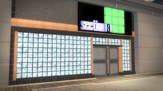 Rounds Square Shopping Center - Section 9 store