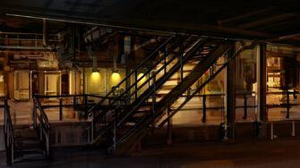 Saints Row Industrial Map - Interior Concept Art