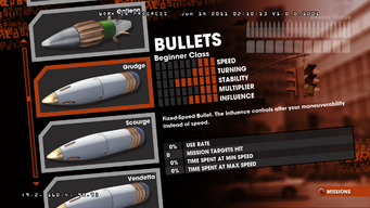 Saints Row Money Shot Bullet - Grudge