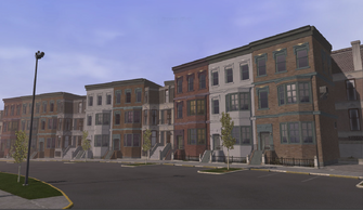 Stilwater - houses