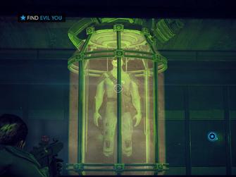 The Case of Mr. X - evil clone