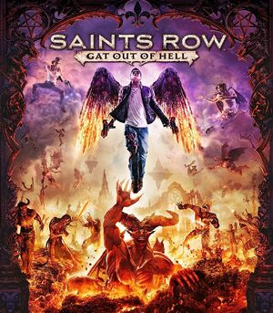 Gat out of Hell cover art