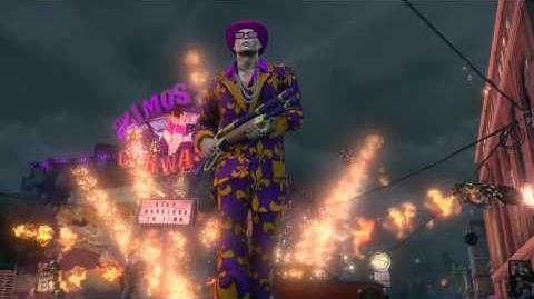 Saints Row The Third Z Style Pack Trailer