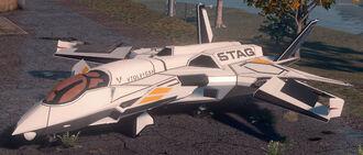 F-69VTOL-SRX
