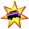 Saints Row 2 multiplayer badge - road rage