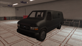 Saints Row variants - Anchor - CS Van - front left
