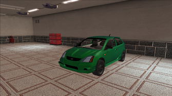 Saints Row variants - Mockingbird - Racer 01 - front left