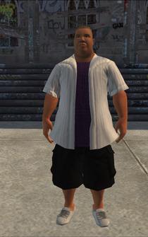 SportsFan - lation - character model in Saints Row
