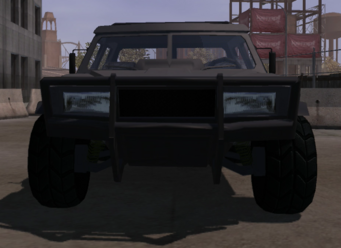Bulldog - front in Saints Row