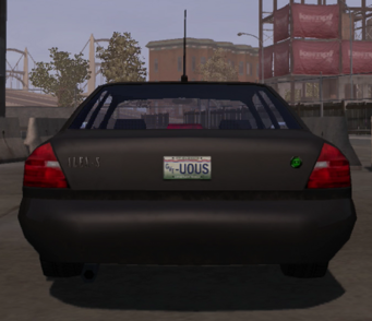 Interest - rear in Saints Row