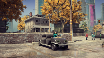 Knoxville - front right in Saints Row The Third Remastered