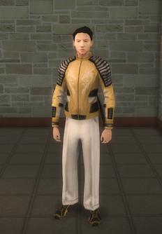 Low Detail NPC - ronin300 - character model in Saints Row 2