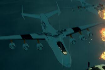 STAG Cargo Plane Standard