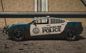 Saints Row IV variants - Pacemaker Police - left