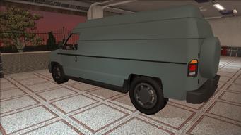 Saints Row variants - NRG V8 - standard - rear left