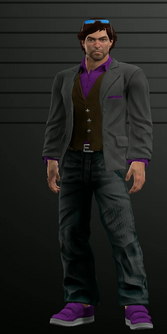 Saints Row The Third - Playa preset 1 - male