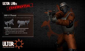 SKR-9 Threat promo