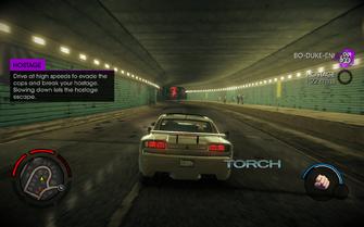 Hostage - high speed tutorial in Saints Row IV