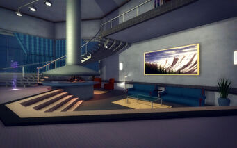 Hotel Penthouse - Classy - downstairs