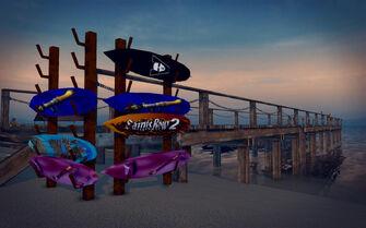 New Hennequet - surf boards