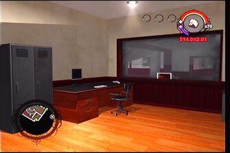 Raykins Hotel - office