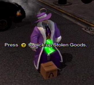 Theft 08 pickup