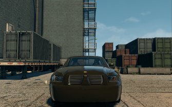 Hammer - front in Saints Row The Third