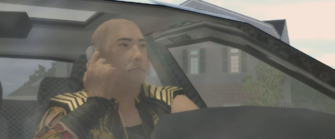Jyunichi driving his Zircon