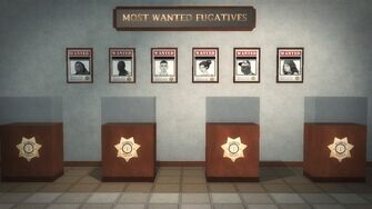 Police Headquarters - Most wanted